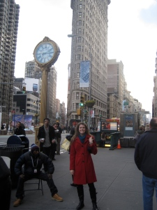 New York City at Christmas time was incredible. A 5-day work trip mixed with classic NYC moments...a great ending.