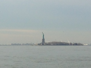 The one and only Statue of Liberty
